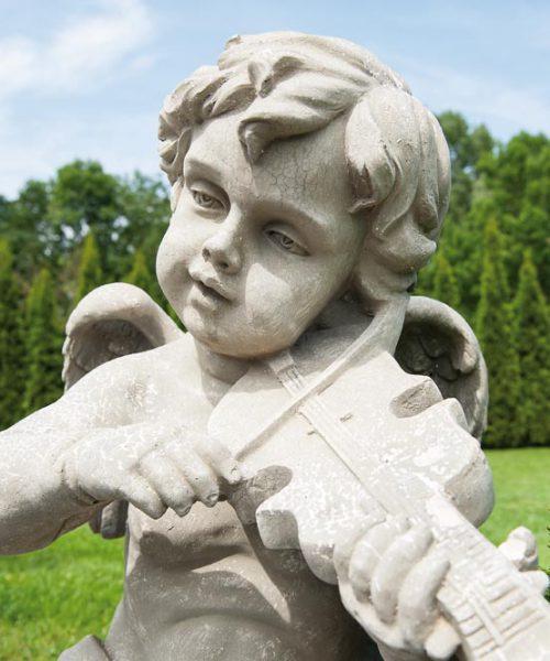 Engel ins Garten